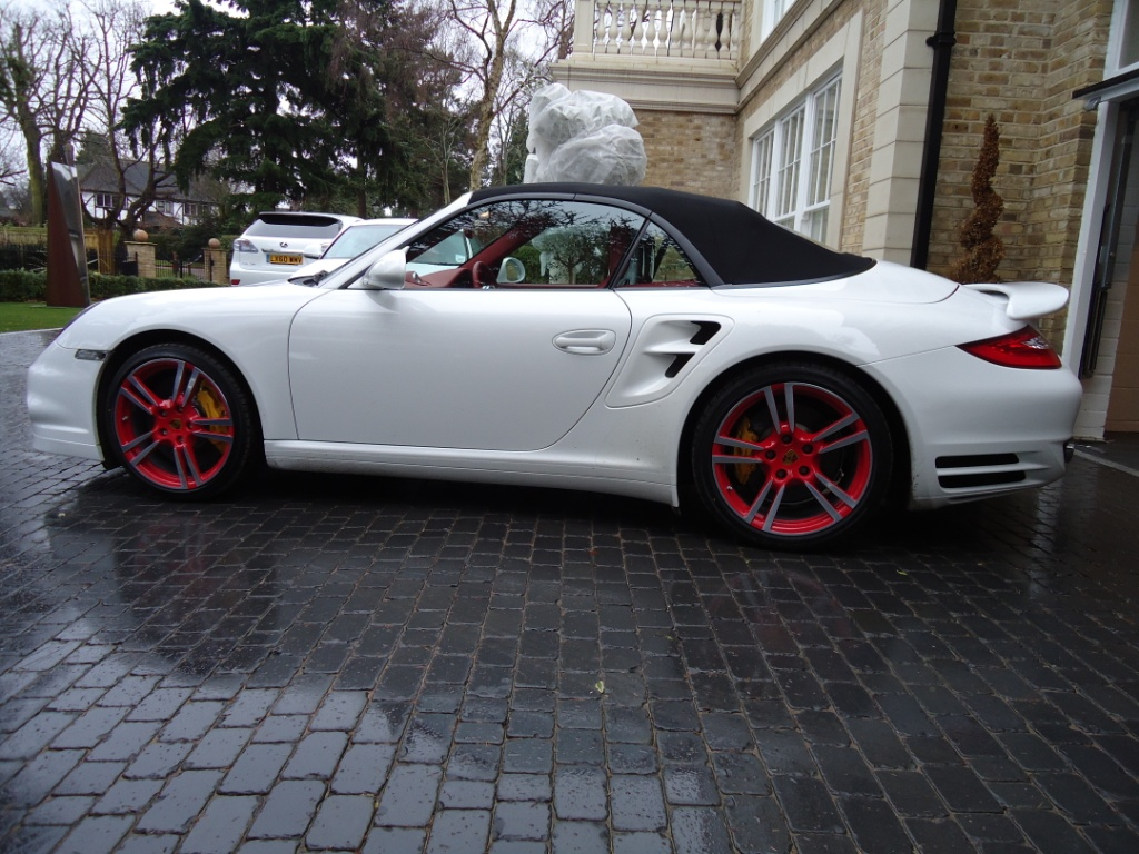 997 Turbo S Convertible